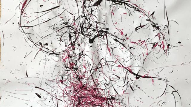 Genesis, an artwork by Emanuele Renton Fortunati